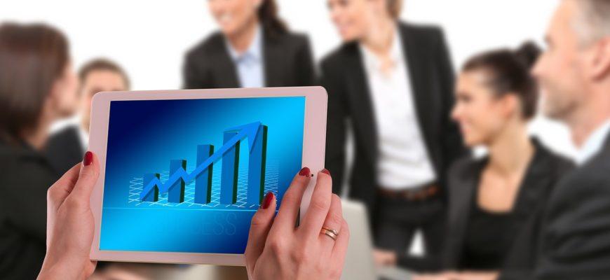 Businessmen Stock Exchange Team  - geralt / Pixabay