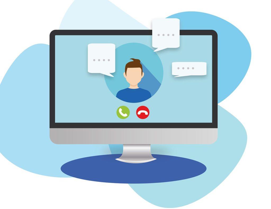Computer Video Conference E Learning  - Alexandra_Koch / Pixabay