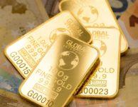 Gold Bars Gold Shop Gold Is Money  - hamiltonleen / Pixabay