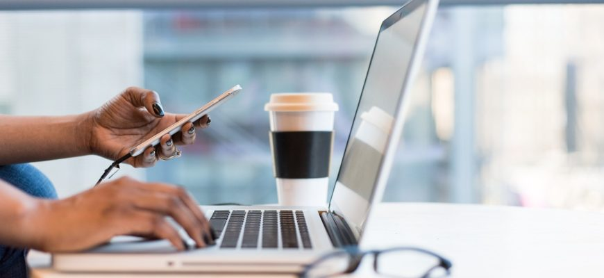 Laptop Glasses Office Business  - Computer_Tech / Pixabay